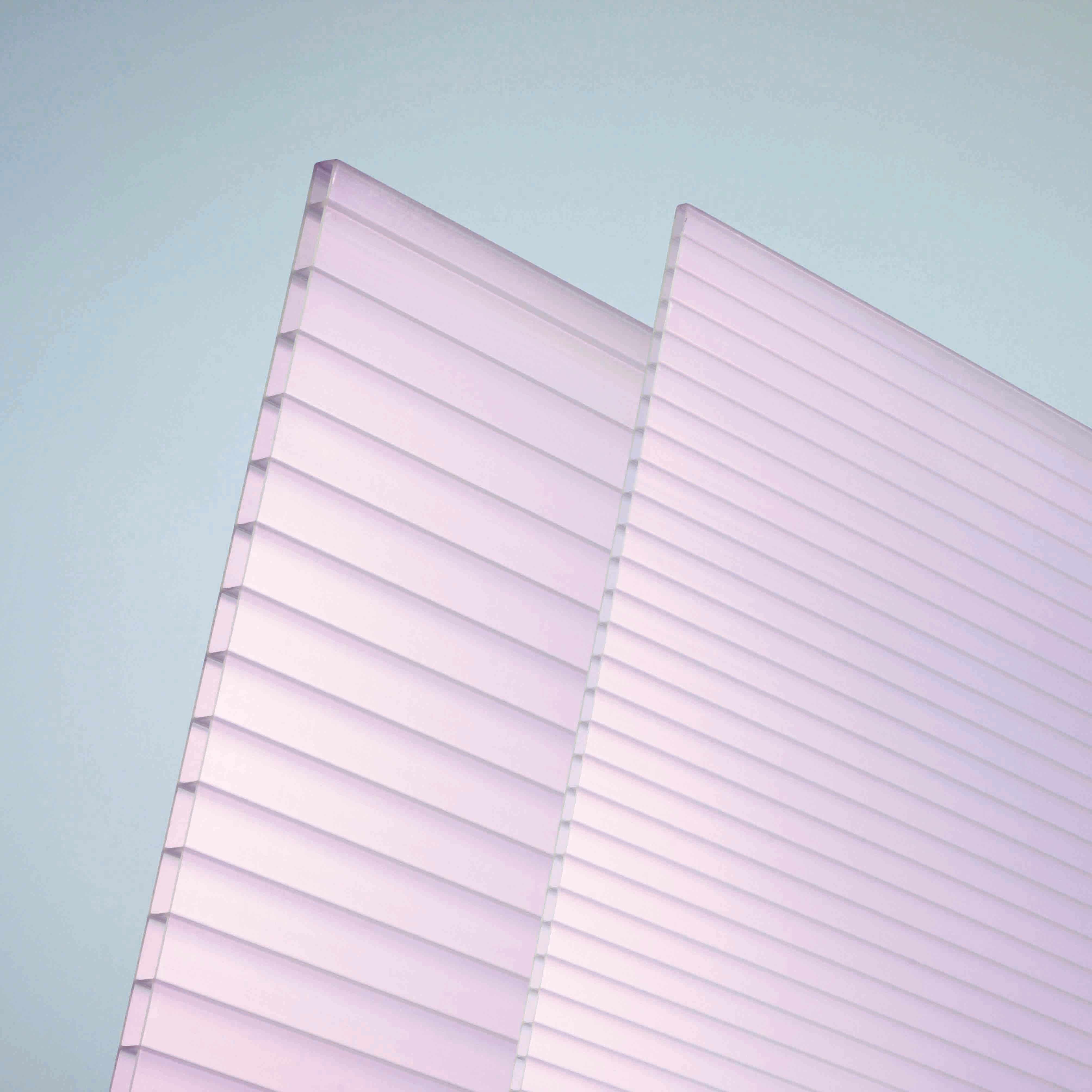 Acrylglas Stegplatte Produkte Von Konig Kunststoffe